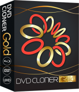 DVD-Cloner Gold – powerful DVD and Blu-ray copy/burn software