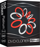 DVD-Cloner Platinum - powerful DVD copying/converting