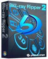 Open Blu-ray ripper 2.20