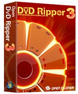 Open DVD ripper 3.30