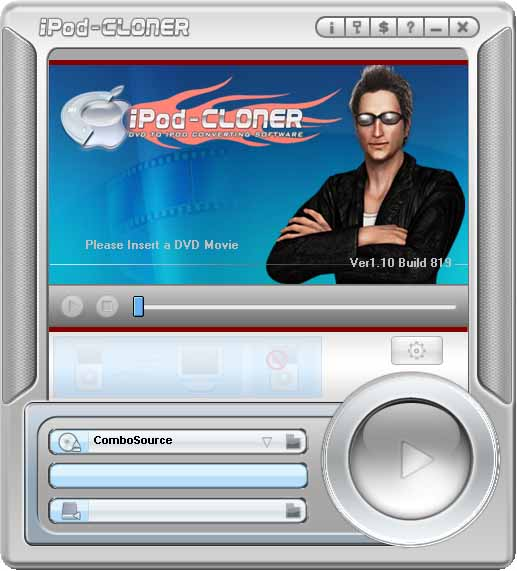 iPod-Cloner screenshot